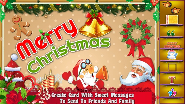 Christmas Card Maker free 2015 on the App Store