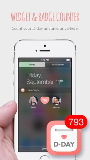 Lovedays - D-Day for Couples on the App Store