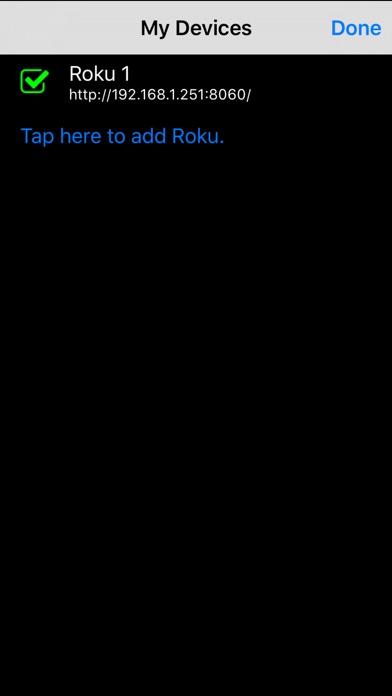 Rokie - Remote for Roku - by Kraftwerk 9 Inc - Tools Category - 21