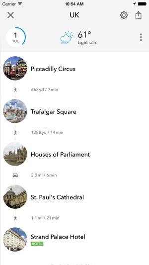 Planificador de viajes por Reino Unido e Irlanda - guías de viaje y