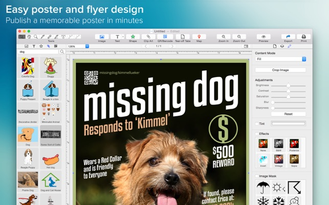 free flyer maker for mac - Yolarcinetonic