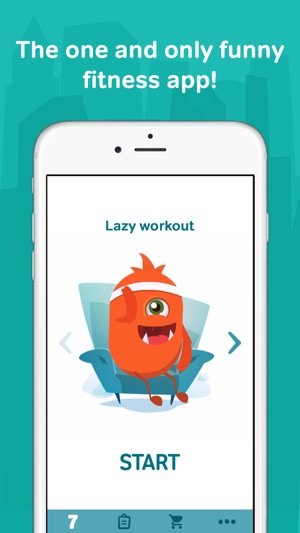 7 minute workoutfitness for weight loss challenge en App Store