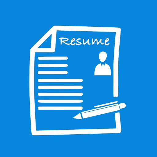 Free Resume Builder App - Professional CV Maker and Resumes Designer - free resume builder app