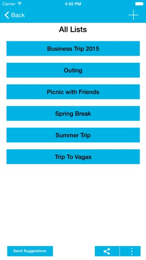 Packing List Free on the App Store - Business Trip Packing List