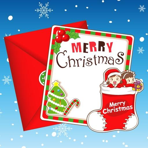 Christmas Card Creator Free! by bhaumik harshadray mehta