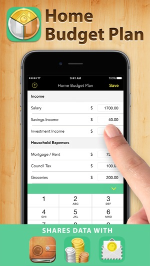 Home Budget Plan Pro on the App Store - budget plan