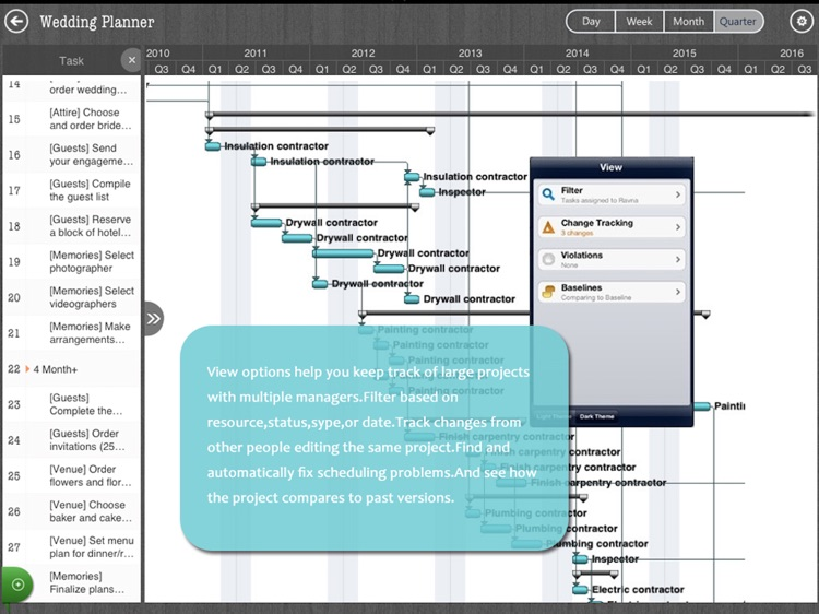 Project Management - for MS Project XML Schedule by Rassulzhan Poltayev