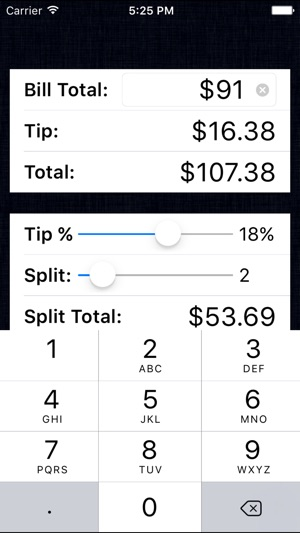 Tip Calculator  Free - Fast Tips and Split Bills on the App Store