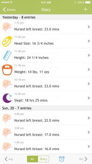 Baby Breastfeeding Tracker on the App Store