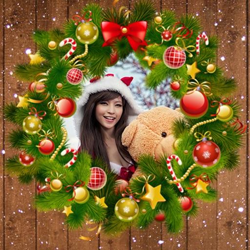 `Creative Christmas Photo Frame - Frame editor App Data  Review