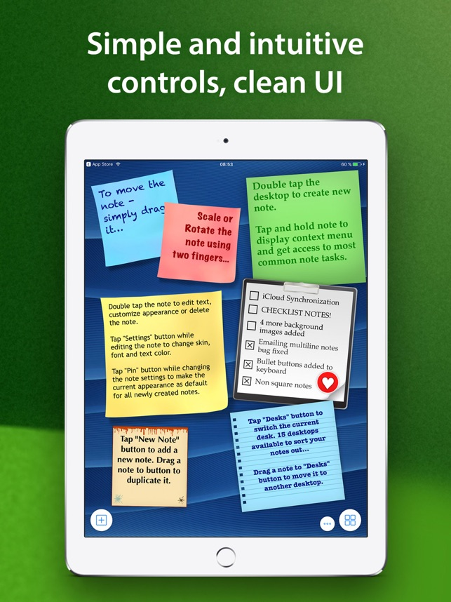 abc Notes - ToDo, Checklist  Sticky Note on the App Store