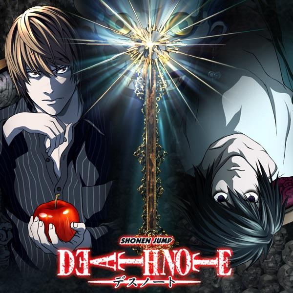 Death Note, Season 1, Vol 1 on iTunes - death note