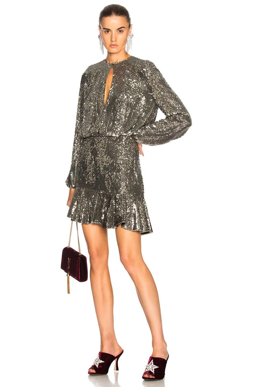 Fullsize Of Silver Sequin Dress