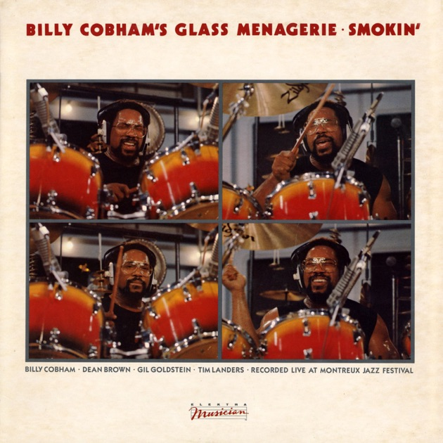 Red Baron (Live) - Billy Cobham's Glass Menagerie