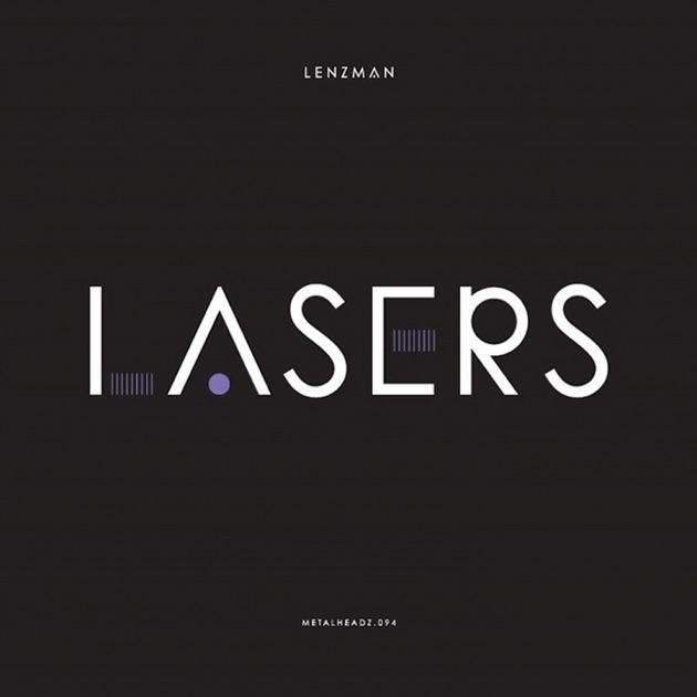 Lasers / Broken Dreams - Single by Lenzman