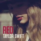 テイラー・スウィフト - Red アートワーク