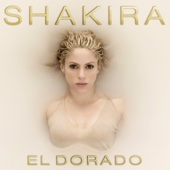 シャキーラ - El Dorado アートワーク
