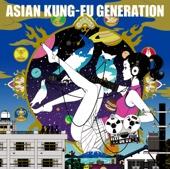 ASIAN KUNG-FU GENERATION - ソルファ (2016) アートワーク