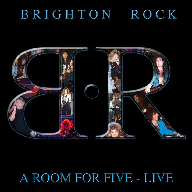 A Room For Five - Live by Brighton Rock