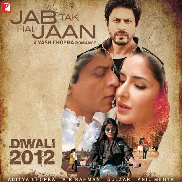 Jab Tak Hai Jaan (Original Motion Picture Soundtrack) by A. R. Rahman
