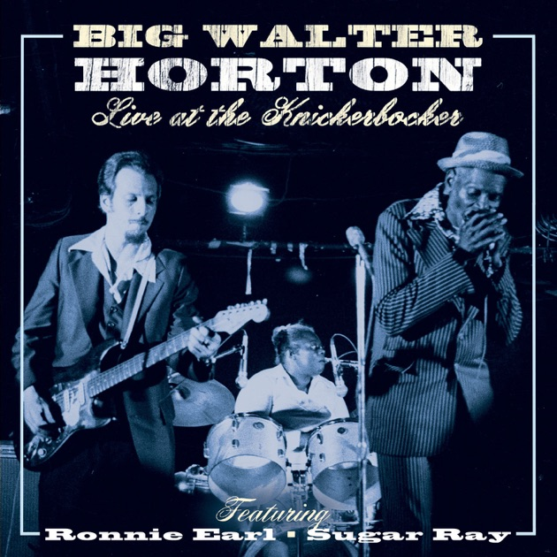 Live at the Knickerbocker 2014 Re-Mix by Walter Horton