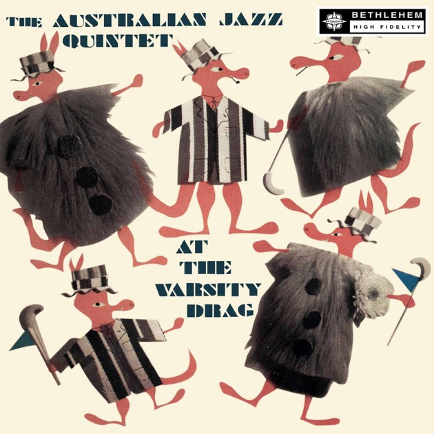 New South Wail - The Australian Jazz Quintet