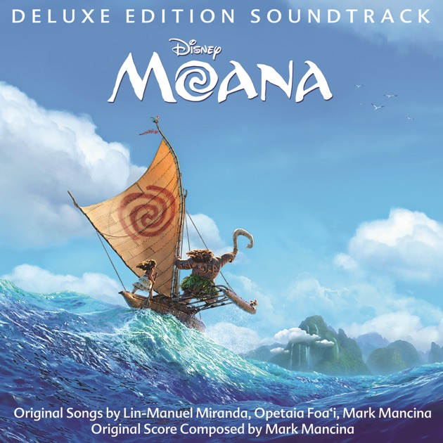 Moana (Original Motion Picture Soundtrack) [Deluxe Edition] by Various Artists