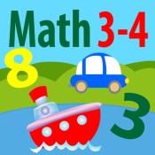 Math is fun: Age 3-4