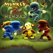 Munkey Vs Ninjas