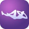 Katrin Saare - 調フィットネスフラット胃と素晴らしい腹筋の筋肉を アートワーク