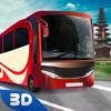 Victoria Bessarab - インドネシア特洛让バス運転手 アートワーク