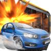 Carolina Vergara - A Big Car Rivalry : Way Fire アートワーク
