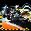Carolina Vergara - A Big Autobahn Motorcycle : Nitro アートワーク