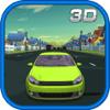 3D Free Games Apps - 3d 車 森林 道路 運転 新 レース ゲーム アートワーク