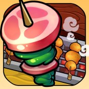 Happy BBQ【barbeque grill maker and simulation kitchen cooking game for girls,boys,kids and teens-free】