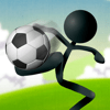 Tricky Minute Games, Inc. - Stickman Soccer Ball Slide: Final Escape Pro アートワーク