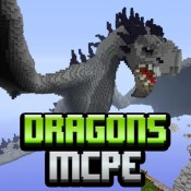 Dragons Craft for Minecraft Pocket Edition (PE) - Build Guide