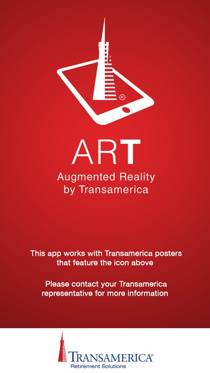 ART Augmented Reality by Transamerica by Transamerica Retirement - transamerica retirement solutions