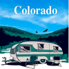 Gonda Sridhar - Colorado State Campgrounds & RV's アートワーク