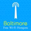 SHAIK MOLA BI - Baltimore Free Wifi Hotspots アートワーク