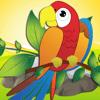 Weerakiat Sripunyadech - 幼児や無料子供のための鳥のパズル アートワーク