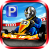 JUUQ Mobile - 3D Go Kart Parking PRO - Full High Speed Racer Version アートワーク