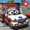 megan rozi - Kids Hospital and Emergency City Driving アートワーク