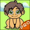 Aaron Co - 恐竜 仮想ペットのゲーム 子供のための My Cave Boy Pet Pro アートワーク