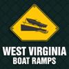 Sarath Vella - West Virginia Boat Ramps アートワーク