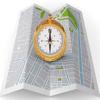 Jean-Philippe Mattei - Map Compass - PRO アートワーク