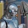 Yeisela Ordonez Vaquiro - A Real Robot City アートワーク
