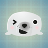 Huy Nguyen - Sticker Me: Seal Faces アートワーク