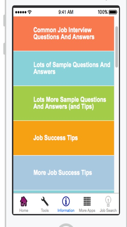 Job Interview Questions And Answers Tips by Venture Technology Ltd - technology interview questions