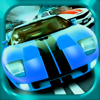 Gloria Hernandez - Blue Car 8 : Fast Racing Hard Driving アートワーク